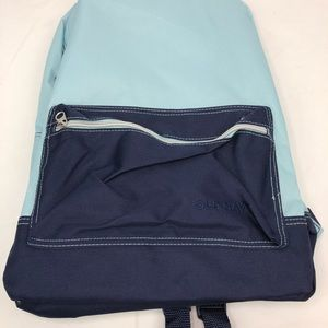 7d8edba5835 Old Navy Accessories   Nwt Backpack Color Blocked Blue Girls   Poshmark
